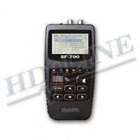 HD-LINE SF-700 Digitaler SATFINDER Satellitenfinder Messgerät ideal für Camping
