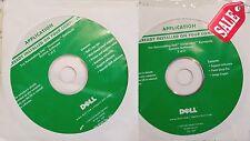 1X SET OF 2 DISCS DELL DIMENSION EUROTOOLS REINSTALL CD'S DP/N 0C0685 05F905