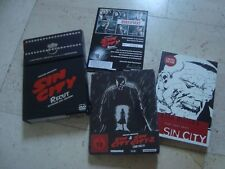Sin City 1 + 2 Double Feature Blu-Ray SteelBook Limited Box with book 00006000
