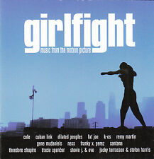 Girlfight-2000- Original Movie Soundtrack-15 Tracks-Cd