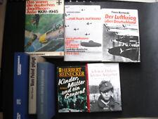 8 Bücher Militär