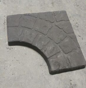 """450mm x 450mm cobble effect """"planter"""" paving slabs - Collection"""