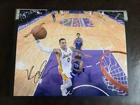 Kyle Kuzma Signed 11x14 Photo Los Angeles Lakers