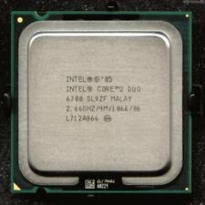 FRA Intel Core 2 Duo E6700 (4M Cache, 2.66 GHz, 1066 MHz FSB) Socket 775