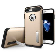 Spigen iPhone 8/7 Plus Case Slim Armor Champagne Gold