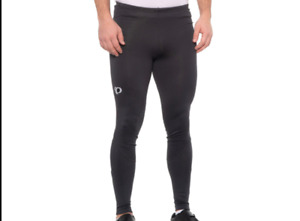 NEW PEARL IZUMI SELECT ESCAPE THERMAL BIKING CYCLING TIGHTS NAVY MENS XL