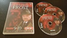 A Touch of Frost: Seasons 9 and 10 (DVD) nine ten David Jason British mystery