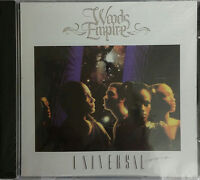 WOODS EMPIRE - UNIVERSAL LOVE - FUNKY TOWN GROOVES - NEW AUDIO CD