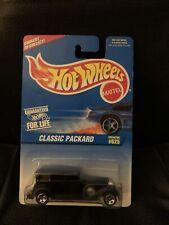 Hot Wheels Vhtf Blue Card Series Classic Packard #625