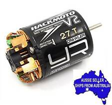 Hackmoto 27T brushed motor for 1:10 RC Crawlers & Trucks may suit Axial Tamiya