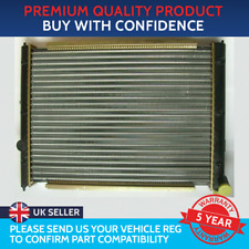 RADIATOR TO FIT VOLKSWAGEN CARAVELLE VOLKSWAGEN TRANSPORTER T3 T25 1979 TO 1992