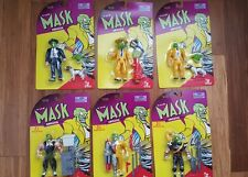 Toy Island- THE MASK- The Animated Series Complete lot of 6-1997 NIB