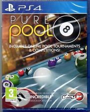 Pure Pool  'New & Sealed' FREE P&P  *PS4(Four)*