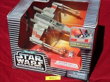 Star Wars Action Fleet LUKE'S X-WING STARFIGHTER RED 5 Galoob Micro Machines