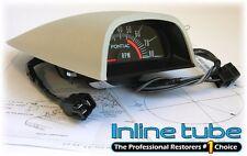 1969-72 Pontiac GTO Firebird 5100 RPM Hood Tach 5pc Set OEM