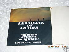 LAWRENCE OF ARABIA - COLONNA SONORA - 45 giri 1962