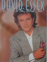 DAVID ESSEX a night at the movies 1997 tour programme 20 pages