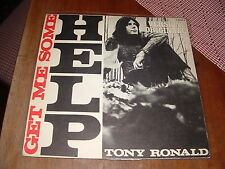"TONY RONALD ""GET ME SOME HELP""ITALY'71"