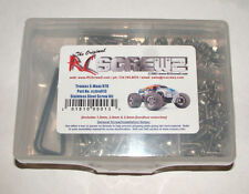 TRAXXAS S-MAXX RC SCREWZ SCREW SET STAINLESS STEEL TRA013