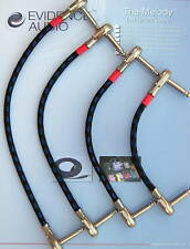 4 - Evidence Audio Melody patch cables Switchcraft 228