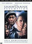 Shawshank Redemption Dvd 1994