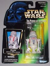 Kenner Star Wars Power of the Force R5-D4 with Concealed Missile Launcher