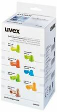 Uvex Disposable Ear Plugs Foam Earplugs 37dB Protection 300 Pairs 2112 022 X-fit