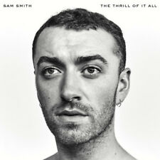 Thrill Of It All - Sam Smith (2017, CD NEUF) 602557855784