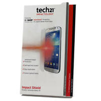 Tech21 Impact Screen Protector Shield With Self Heal For Samsung Galaxy S4 New