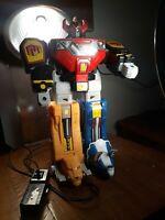 1994 Marchon Mighty Morphin Power Rangers R/C Megazord Robot