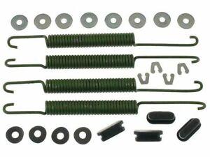 For 1987 International M1600 Metro II Drum Brake Hardware Kit Front 31484CS