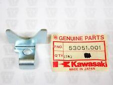 Kawasaki NOS NEW 53051-001 Seat Lock Plate Z1 900 Superbike 1973-75
