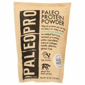 Protein Powder Naked 1 lb  by PaleoPro