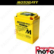 BATTERIE PRÉCHARGÉ MOTOBATT MBTX14AU SUZUKI GSX F 750 1989>1997