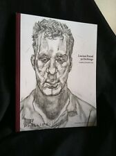 Lucian Freud 32 Etchings: From an Important American Collection Auction Catalog