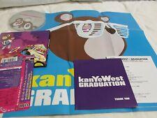 KANYE WEST / graduation /JAPAN LTD CD OBI poster
