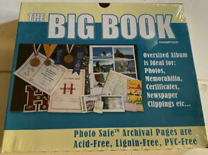 The Big Book By Thompson GS3893