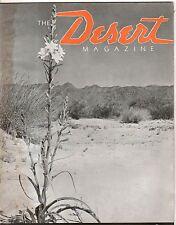 1938 Desert March - 5th Issue - Pauline weaver; Tonto Ruins; Bloodstone;Salsbury