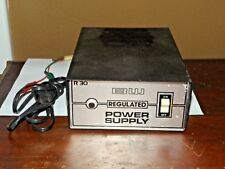 B-W Regulated Power Supply Model R-30