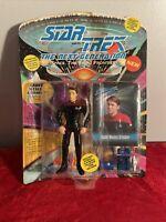 Star Trek The Next Generation Cadet Wesley Crusher Action Figure Playmates Toys