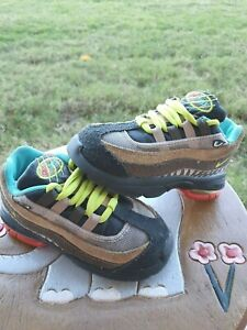 "Nike Air Max 95 ""Monster"" Boys' Toddler 8C"
