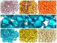 Mini Glass Pebbles / Miniature Glass Pebbbles / Round Mosaic tiles aprox 10-15mm