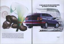 Volvo V40 Car 2001 Magazine Advert #3518