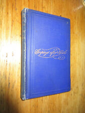 Gropings after truth Life journey New England congregationalism HUNTINGTON 1868
