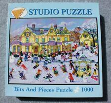 Bits & Pieces Studio Kemon Sermos WINTER'S DAY 1000 pc Puzzle