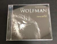 Wolfman: Original Motion Picture Original Score CD Soundtrack Werewolf Elfman