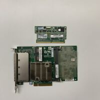 HP SMART ARRAY P822 1GB CONTROLLER 6GB/S PCI-E 3.0 X8 8 GT/S 615415-002