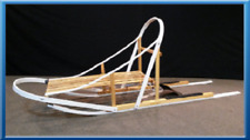 Glider Dog Sled Wood Wooden Kit
