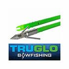 TRUGLO SPEED-SHOT BOWFISHING ARROW FLO GREEN W/POINT