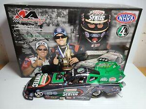 2007 John Force Castrol/Eric Medlen Tribute Liquid Color 1:24 NHRA Funny Car MIB